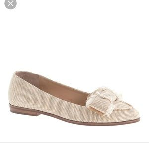 EUC J. Crew Collins Bow Loafer